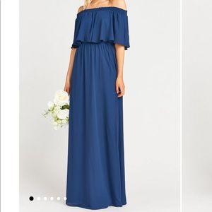 Show Me Your Mumu Hacienda Maxi Dress NWT